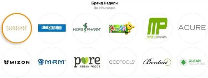 Промокоды для iHerb на март 2020 года