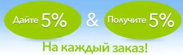 Промокоды iHerb на октябрь 2019