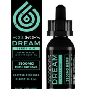 Eco Drops CBD oil