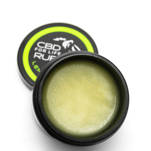 CBD for Life Rub Lemongrass