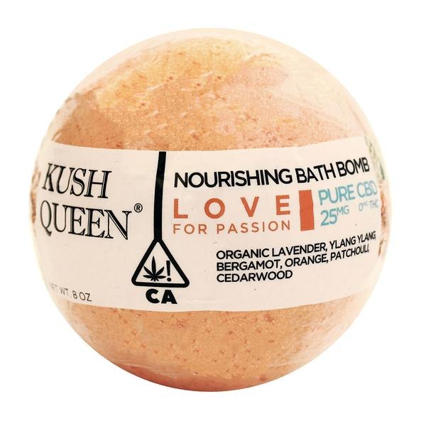 love cbd bath bomb
