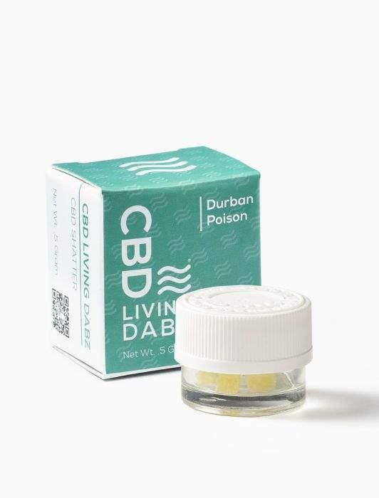 CBD Dabz Durban Poison