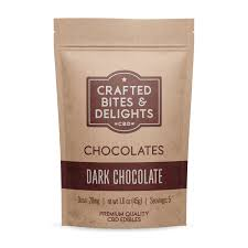 Crafted Bites and Delights Dark Chocolate