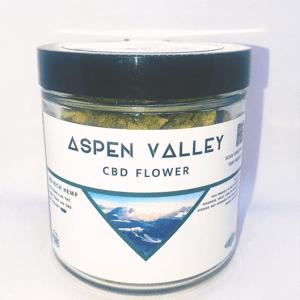 aspen valley cbd flower elektra, lifter, special sauce, space candy