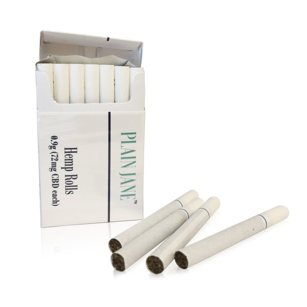 Plain Jane Hemp Smokes
