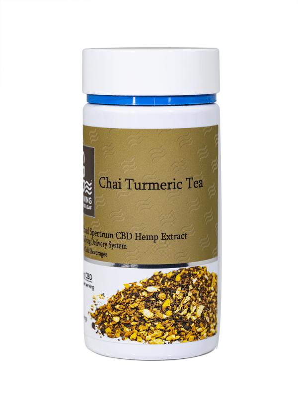 Chai Turmeric Tea