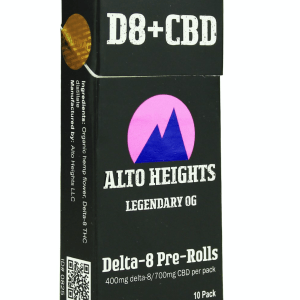 D8 + CBD