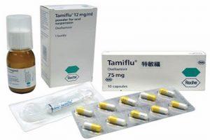Tamiflu-Oseltamivir