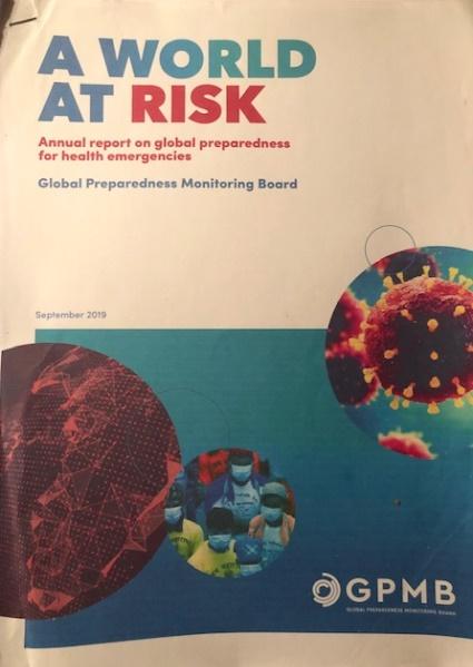 GPMB-rapport september 2019