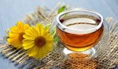 black tea nutritions