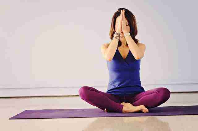 Yoga for acidity and gas