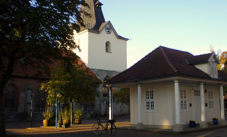Alte Wache in Neustadt am Rübenberge
