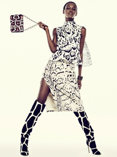 AMTI model, Maybelline, Herieth paul, top model, super model, black models, beautiful