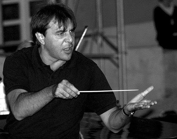 Daniele Gatti, foto Jason Gold