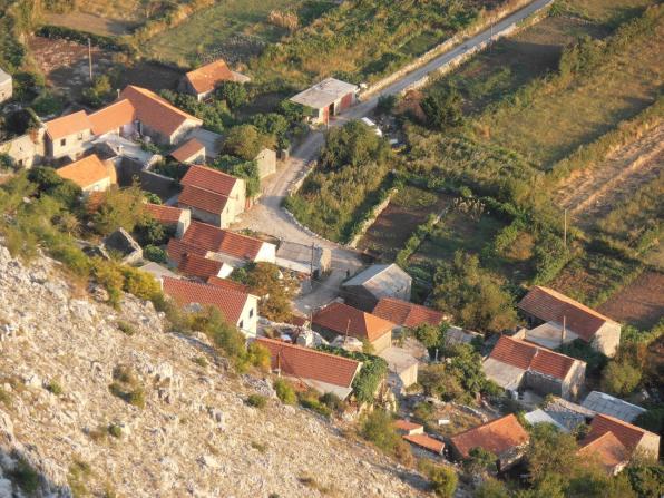 Orlovski pogled na dio Kruševica