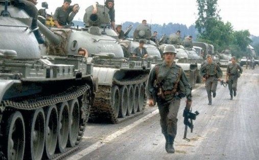 Široki Brijeg: 28. obljetnica zaustavljanja tenkova u Pologu   Hercegovački  portal