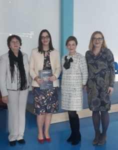 U subotu 7. ožujka održana obrana doktorskog rada – Dijana Ivanišević