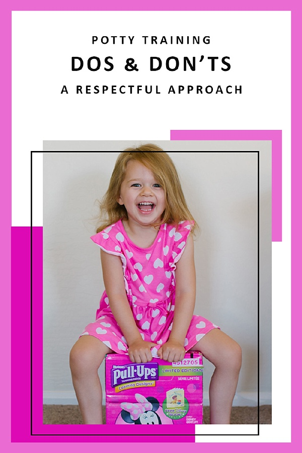 Potty Training Dos and Donts
