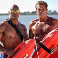 Baywatch Chest Workout From The Rock
