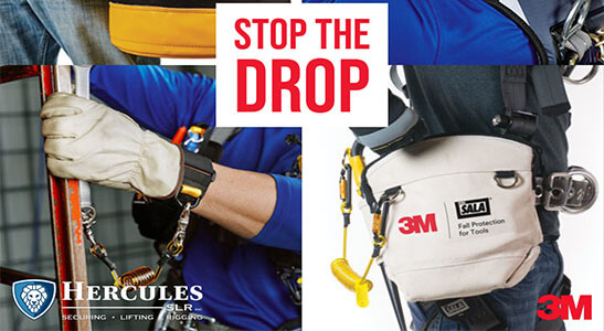 3m fall protection gear for tools