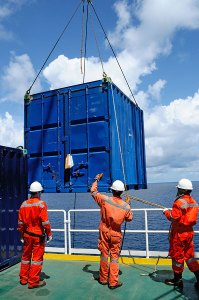 Lifting-Container