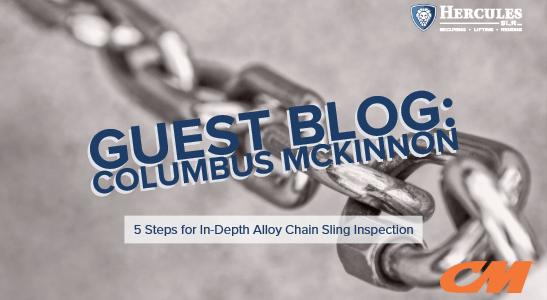 chain by columbus mckinnon