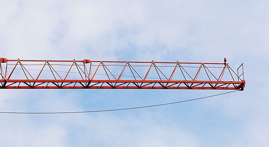 crane equipment, hercules slr, rigging services