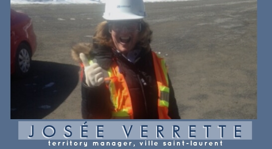 Josee Verrette women of industry