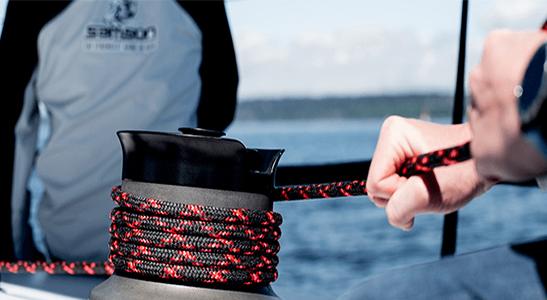 samson rope rigging lines at hercules slr