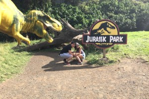 【Hawaii Travel】 Kualoa Ranch – Honey, we are in Jurassic Park!