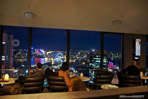 悉尼旋转餐厅