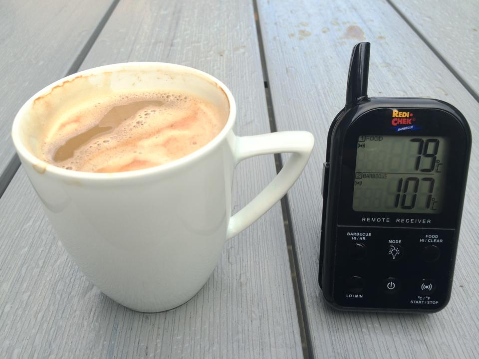 Hardware Empfehlung - Grill Thermometer