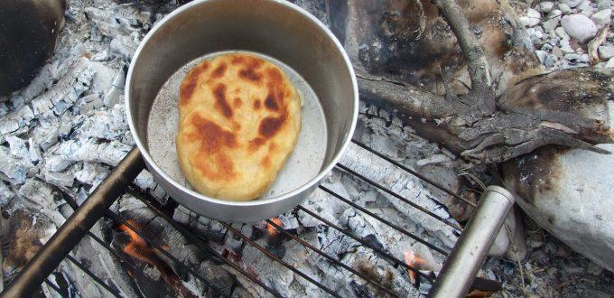 Bannock – DAS Outdoor Brot aus der Pfanne