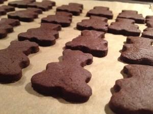 Schokoladen-Kekse