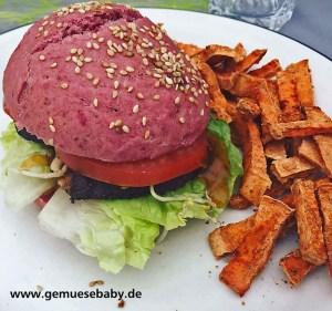 Seitan-Burger