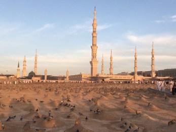 Jannat-ul-Baqi cemetry, Madinah