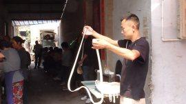 In Kaifeng, Henan