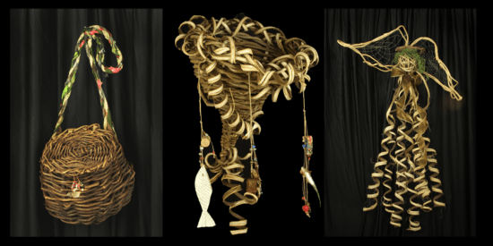 Kudzu art by Regina Hines
