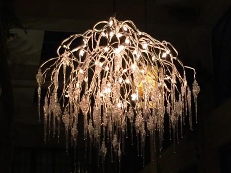 longwood .fountain light