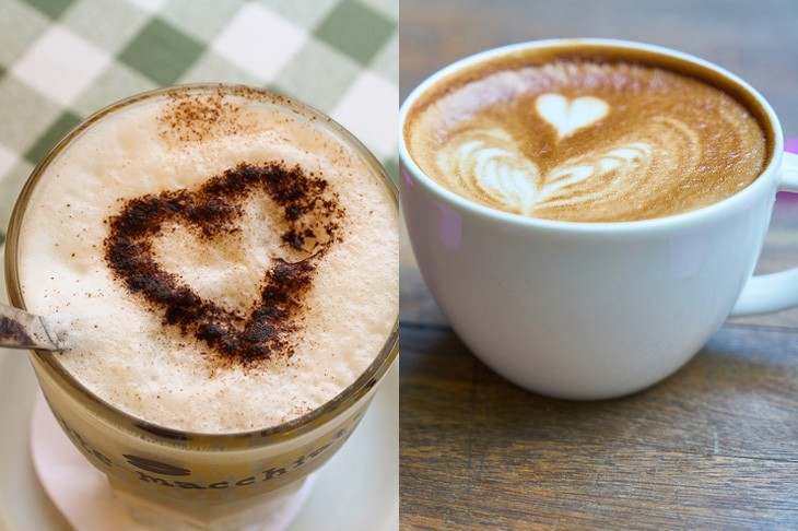Image Result For Whats The Difference Between A Flat White And A Latte