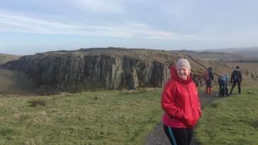 Hadrians Wall Steelrigg