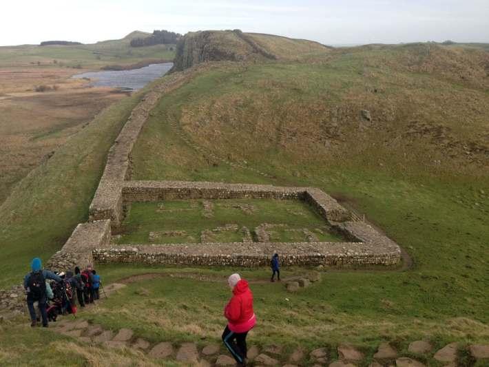 Hadrians Wall Milecastle 37