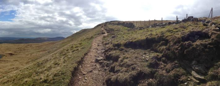 Yorkshire three peaks Whernside