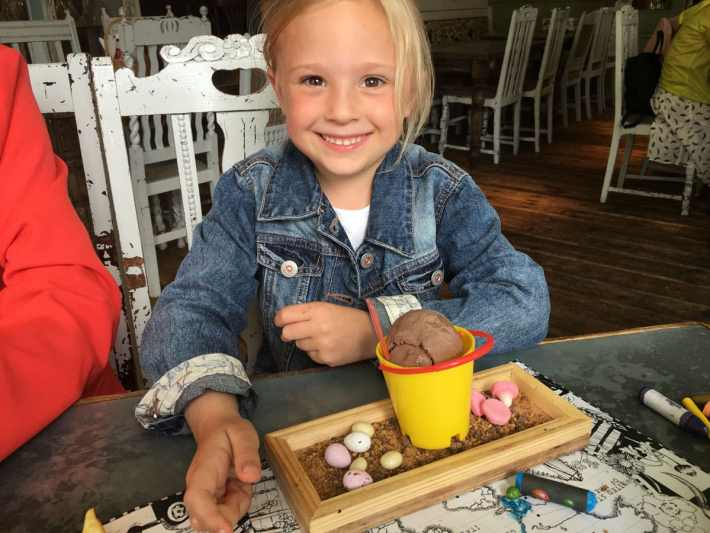 The Botanist Childrens Desserts