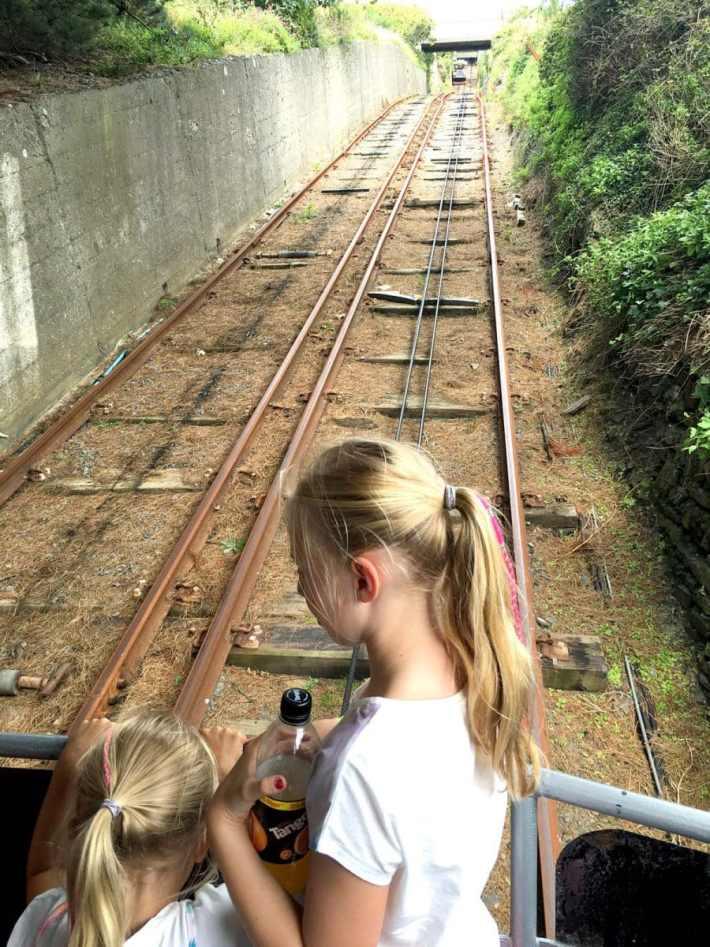 Aberystwyth Constitution Hill Funicular Railway