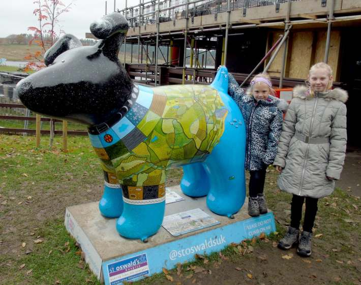 Great North Snowdogs - Patchwork Northumberland