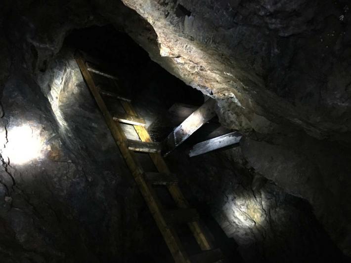 Gold Mine Pumpsaint