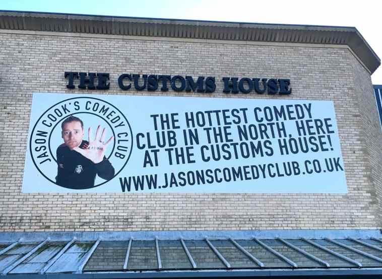 Jason Cooks Comedy Club