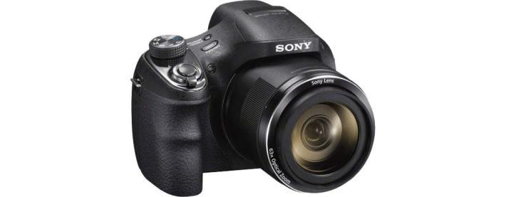 Sony Cybershot DSC-H400 Review