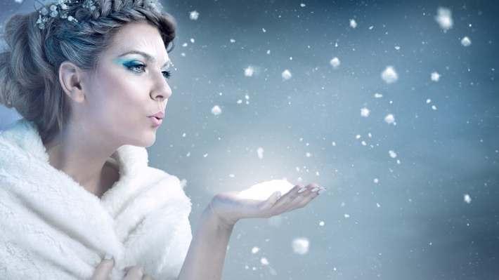 Winter Wonderland Light Show